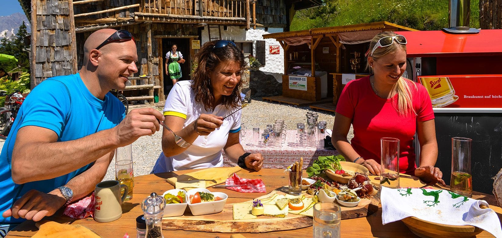Ferienwohnung Langegger | Maria Alm | Aktivitäten Sommer