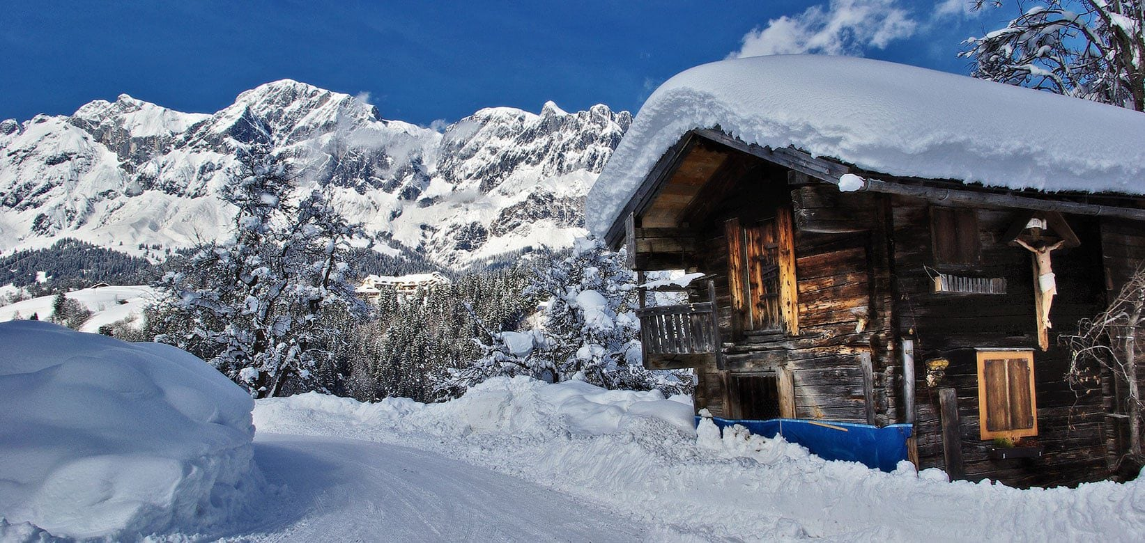 Ferienwohnung Langegger | Maria Alm | Activities Winter